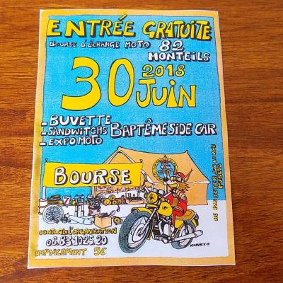 BOURSE MOTOS DU MCP LES GOUPILS DU 82