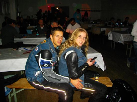 Romain et Natacha
