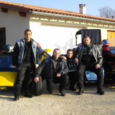 TAUERNTREFFEN JANVIER 2011