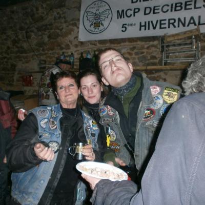 MCP LES DECIBELS II